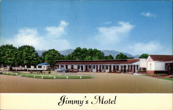 Jimmy's Motel Gardnerville Nevada
