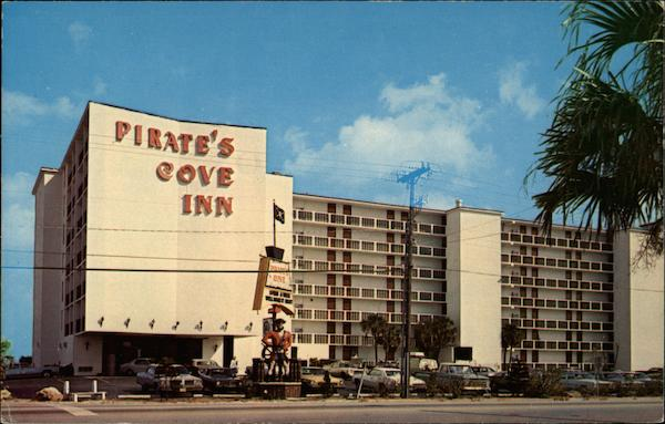 Pirate S Cove Inn Daytona Beach Shores Fl