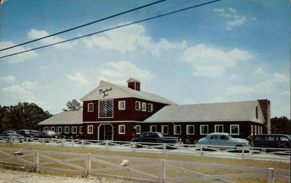 Pine Brook Inn and Motel, The Red Barn Macon Georgia