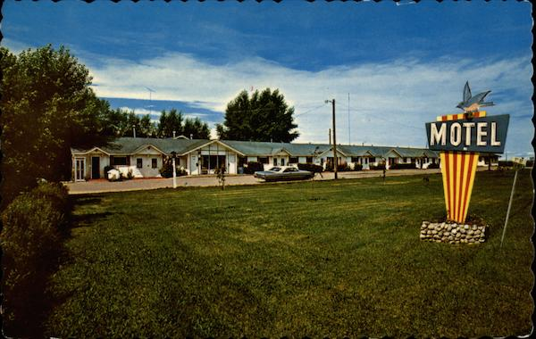 Bluebird Motel Claresholm Canada Alberta