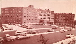 Nebraska Methodist Hospital Postcard