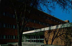 Hagen Hall Science and Industrial Arts Building