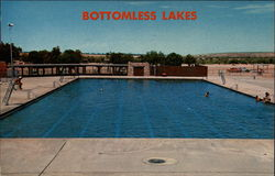 Swimming Pool, Bottomless Lakes State Park