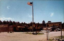 Rockerville Gold Town
