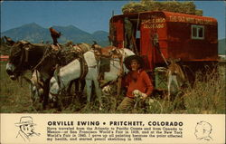 Orville Ewing- Pritchett, Colorado