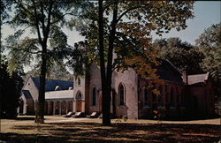 St.Stephen's Episcopal Church Postcard