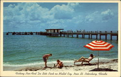 Fishing Pier - Fort De Soto Park on Mullet Key