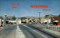 Howdy from Wickenburg, Arizona