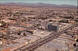 Aerial view of Mesa, Arizona