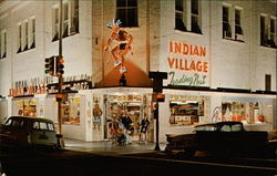 Indian Village Trading Post