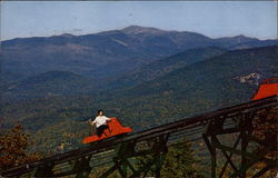 Mt. Cranmore Skimobile ( Upper Unit)