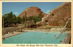 Star Plunge, Hot Springs State Park
