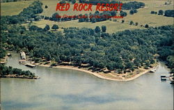 Red Rock Resort on Grand Lake of the Cherokees