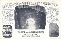 The Face on the Bar Room Floor