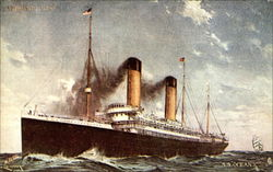 S.S. Oceanic (Reproduction)