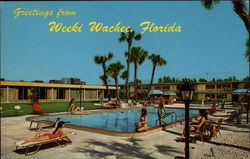 Greetings from Weeki Wachee, Florida