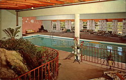 New Indoor Pool- The Winter Clove