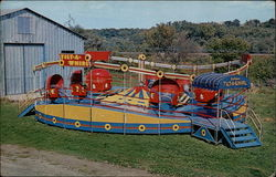 The Famous Tilt-A-Whirl