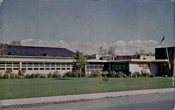 The Recreation Centre Postcard