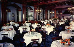 Dining Room, Empress Hotel