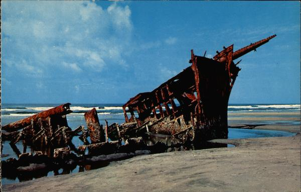 The Peter Iredale Boats, Ships