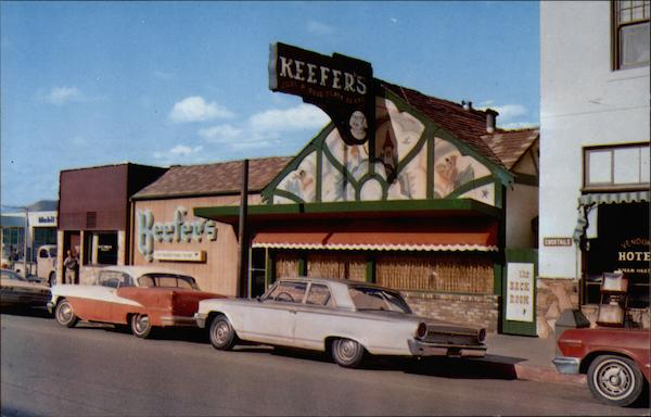 Keefer's Restaurant and Cocktail Lounge King City California