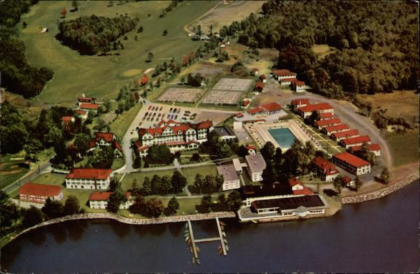 Laurels Hotel And Country Club Sackett Lake Monticello New York