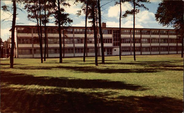 Wurtsmith Air Force Base, Husted Hall Oscoda, MI
