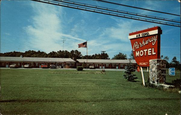 Parkway Motel Davisburg Michigan