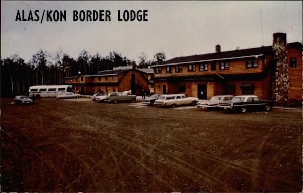 Alas/Kon Border Lodge Beaver Creek YT Canada