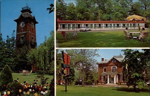Greenwood Tower Motels and Lodge Port Hope Canada Ontario