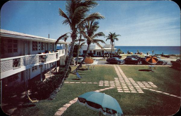 Ruttger's By the Sea Hotel Fort Lauderdale Florida