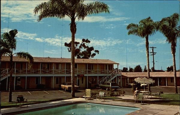 Travel Lodge College and Restaurant San Diego California