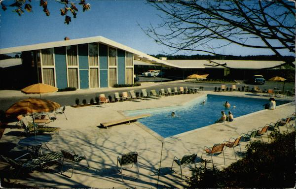 Howard Johnson' sMotor Lodge Willow Grove Pennsylvania