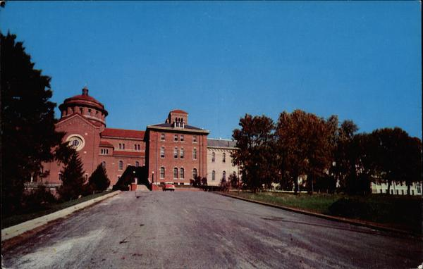 Convent of the Immaculate Conception Ferdinand Indiana