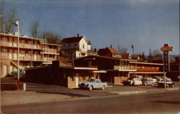 Pony Pass Motel Klamath Falls Oregon