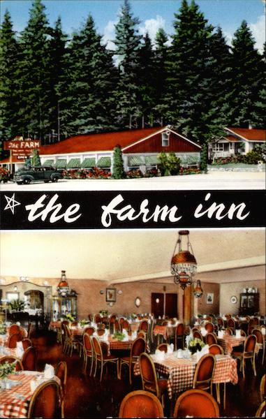 Janice and Smiles invite you to The Farm Inn Tacoma Washington