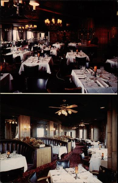 Rizzo's Top of Tower Restaurant St. Louis Missouri