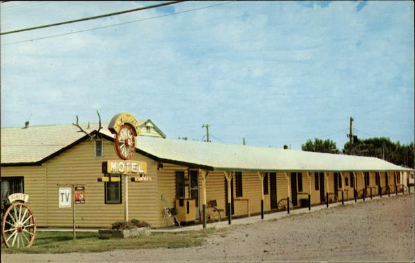 Motel  In Miles City Montana