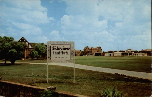 Schreiner Institute Kerrville Texas