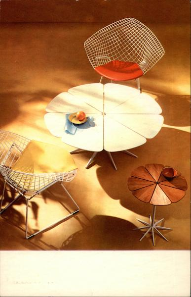 All Weather Furniture from Knoll International Collection