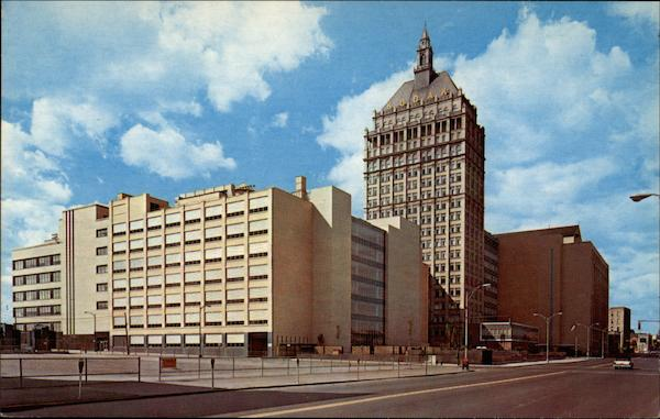Kodak Office Tower Rochester New York
