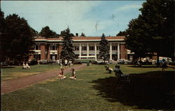 Bestor Plaza and Colonnade On Lake Chautauqua