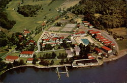 Laurels Hotel and Country Club, Sackett Lake