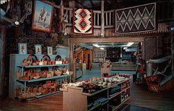 Curio Shop - Buffalo Bill Memorial Museum