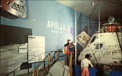 Apollo 8, Museum of Science and Industry