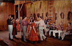 Old-Time Square Dancing in Kentucky