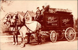 Beer Delivery Wagon
