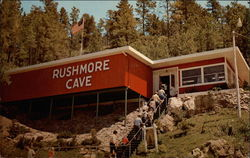 Beautiful Rushmore Cave