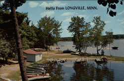 Hello From Longville, Minn